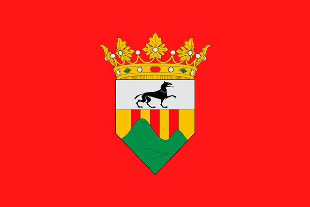 Bandera Villanúa