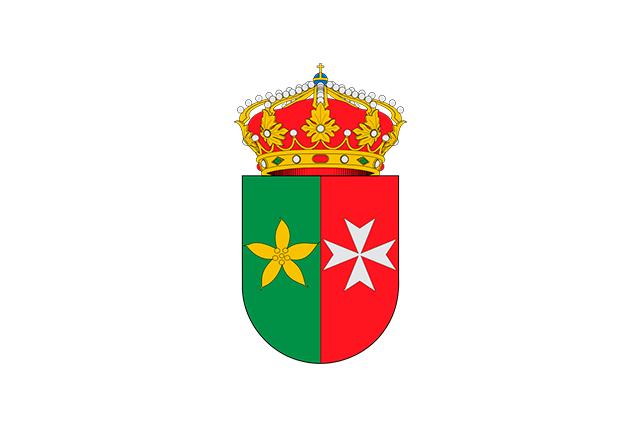 Bandera Villasrubias