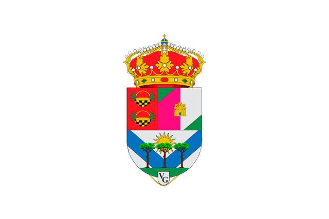 Bandera Villaverde de Guadalimar