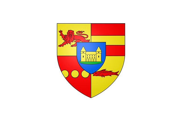 Bandera Villedieu-sur-Indre