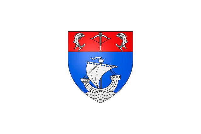 Bandera Villeneuve-la-Garenne