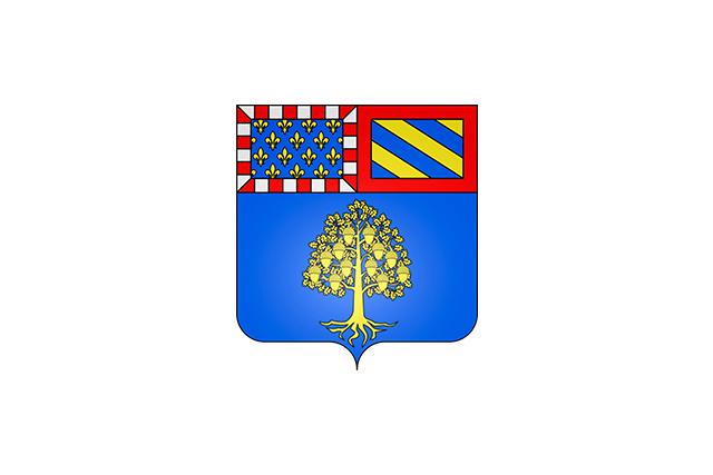 Bandera Villiers-le-Duc