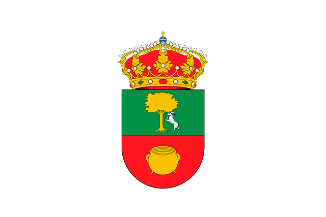 Bandera Zarzuela de Jadraque