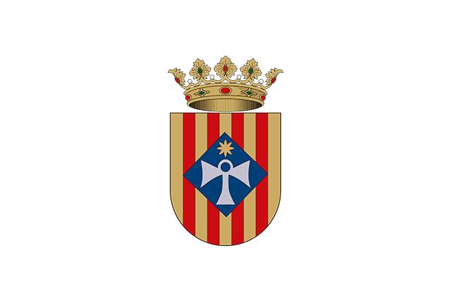 Bandera Alcublas