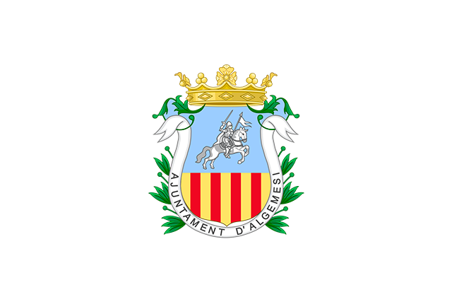 Bandera Algemesí