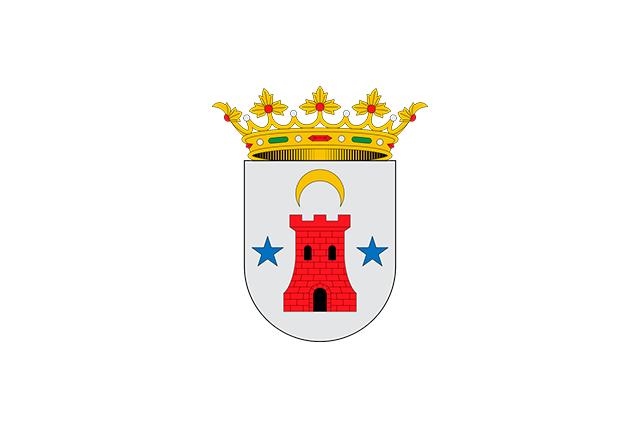 Bandera Almedinilla