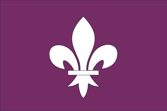 Bandera Aspa
