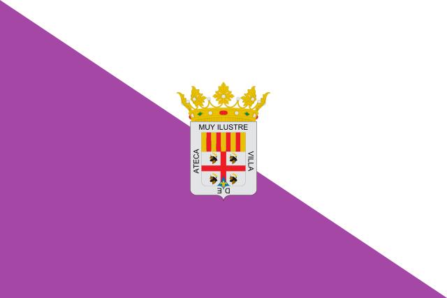 Bandera Ateca