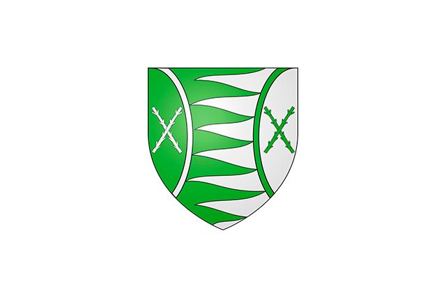 Bandera Autrey-le-Vay