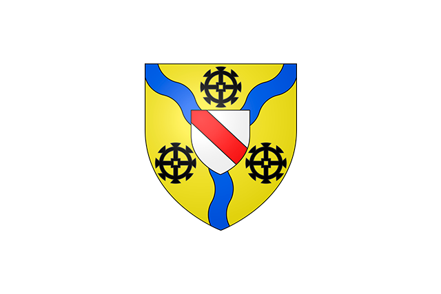 Bandera Azay-sur-Indre