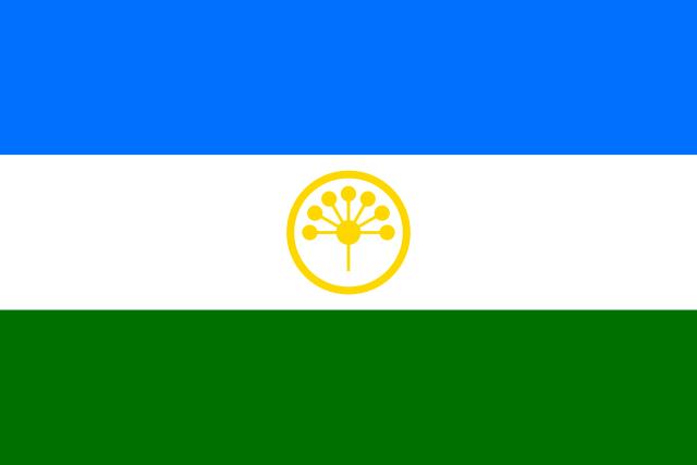 Bandera Bachkirie