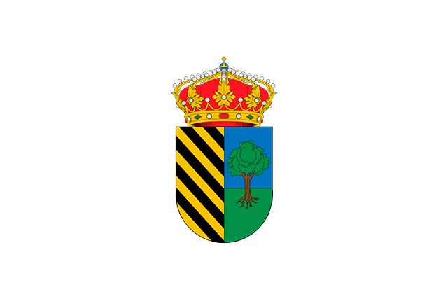 Bandera Bélmez de la Moraleda