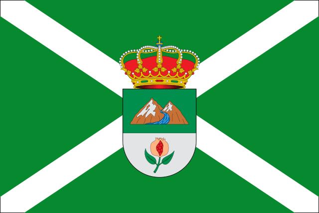 Bandera Bérchules