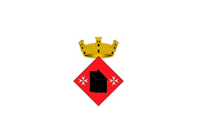 Bandera Cabanyes, Les