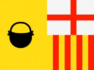 Bandera Caldes de Montbui