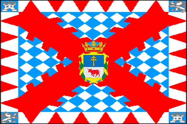 Bandera Caravaca de la Cruz bandera