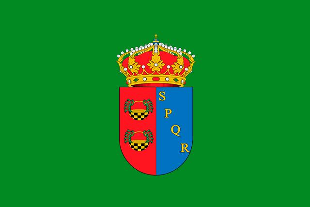 Bandera Carcaboso