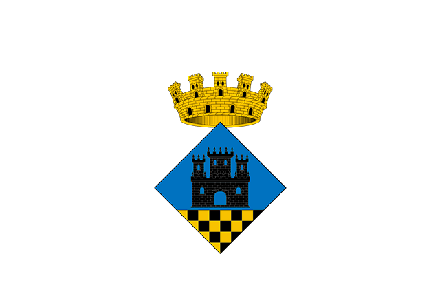 Bandera Castelló de Farfanya