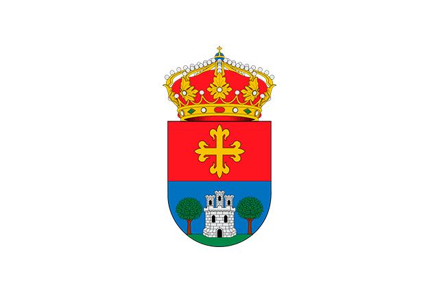Bandera Castillejo de Robledo