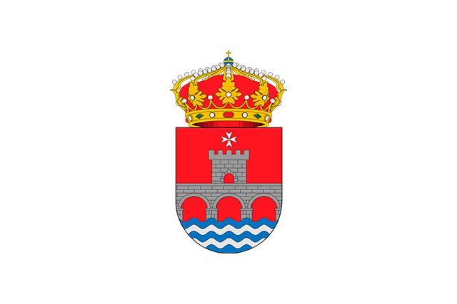 Bandera Castrelo de Miño