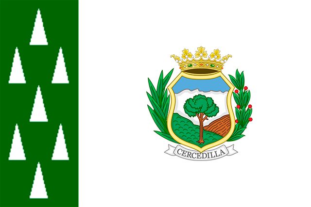 Bandera Cercedilla