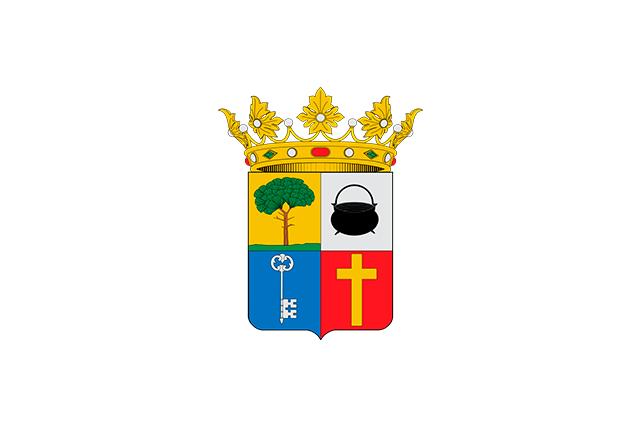 Bandera Chilluévar