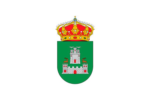 Bandera Chinchilla de Monte-Aragón