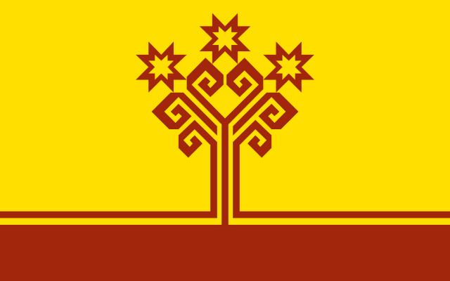 Bandera Chuvasia