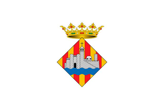 Bandera Ciutadella de Menorca