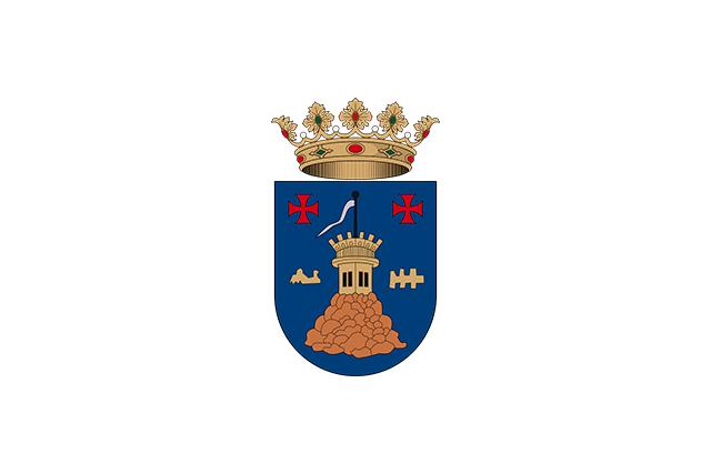Bandera Coves de Vinromà, les