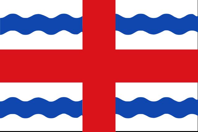 Bandera Cubillas de Santa Marta