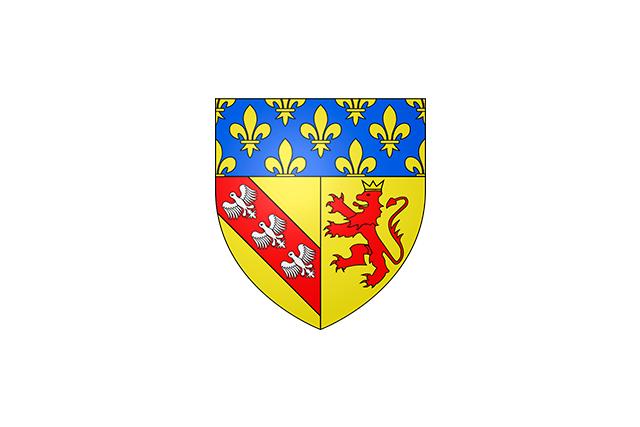 Bandera Dampierre-en-Yvelines