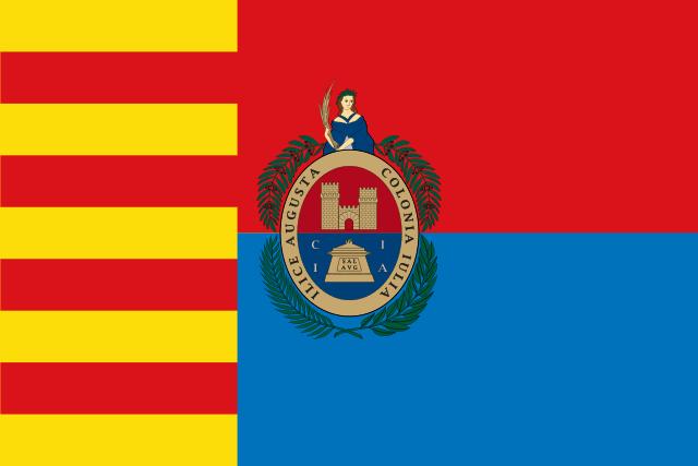 Bandera Elche/Elx