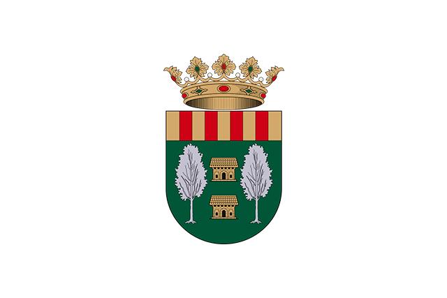 Bandera Fontanars dels Alforins