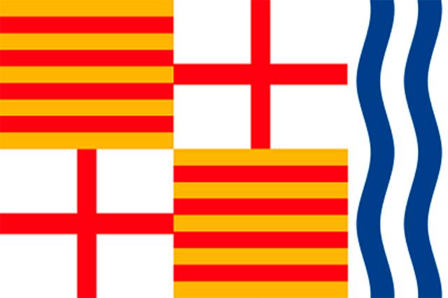 Bandera Igualada