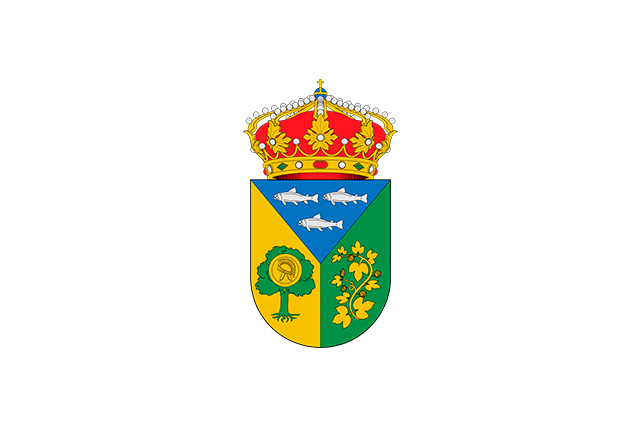 Bandera Llamas de la Ribera