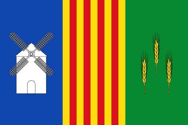 Bandera Malanquilla