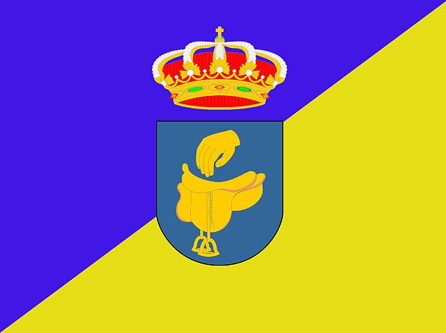 Bandera Mansilla de las Mulas