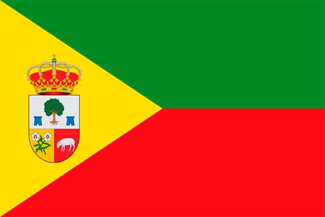Bandera Mohedas de la Jara