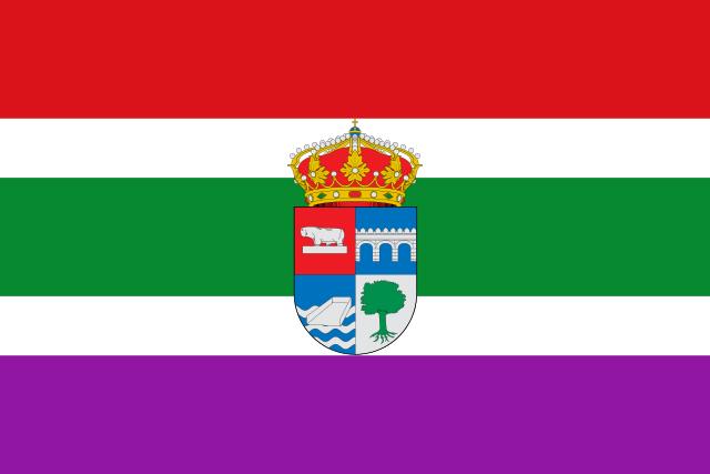 Bandera Muelas del Pan