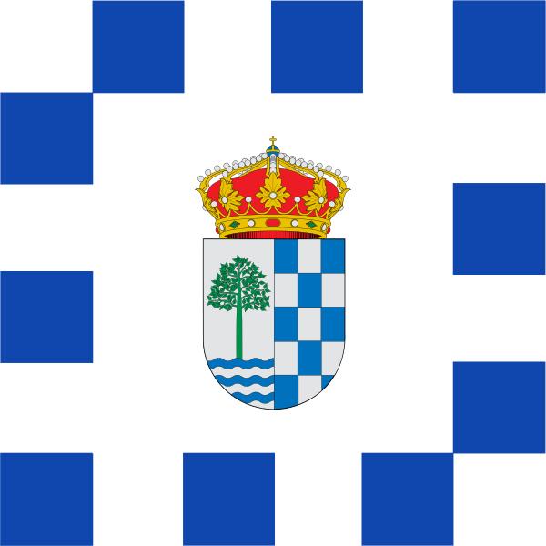Bandera Navalperal de Tormes