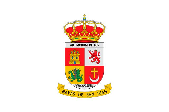 Bandera Navas de San Juan