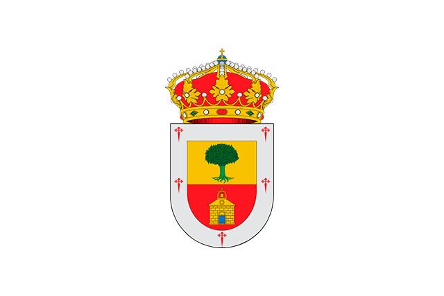 Bandera Oliva de Mérida