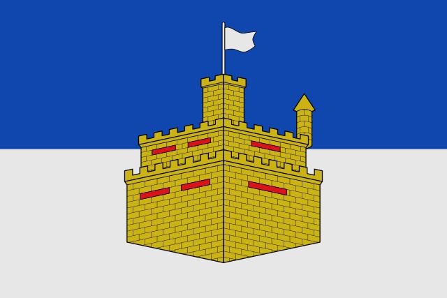 Bandera Oropesa del Mar/Orpesa