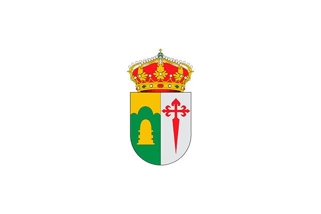 Bandera Ossa de Montiel