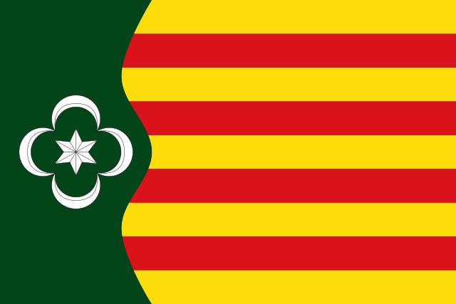 Bandera Pardines