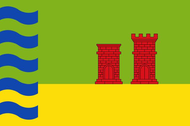 Bandera Peal de Becerro