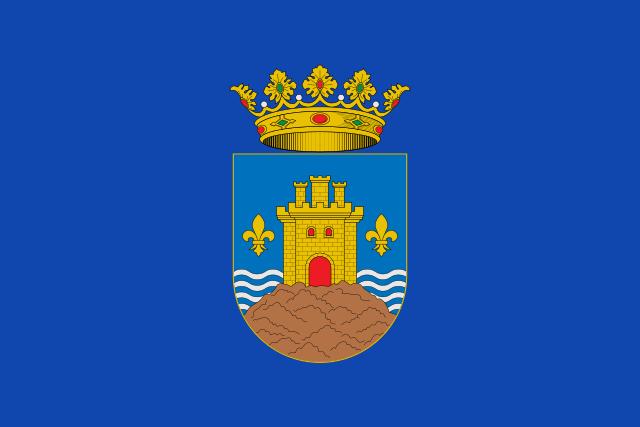 Bandera Peníscola/Peñíscola