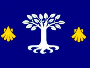 Bandera Pobra do Caramiñal, A