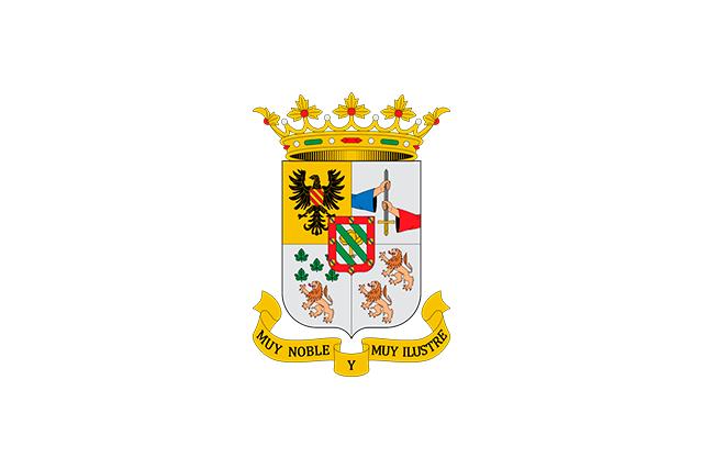 Bandera Priego de Córdoba